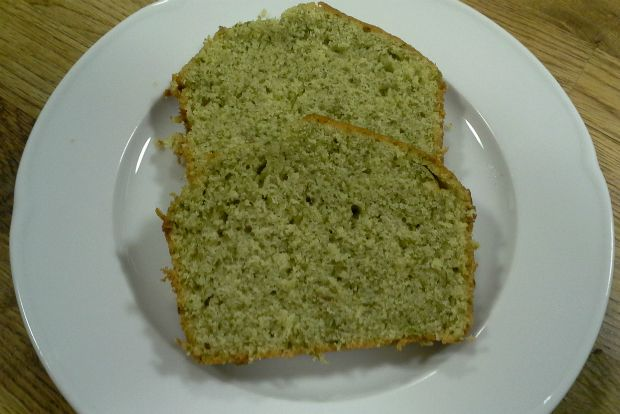 Κέικ αρωματισμένο με λουίζα