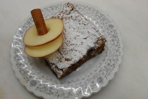 Μηλόπιτα ή κέικ;  Δύο σε ένα
