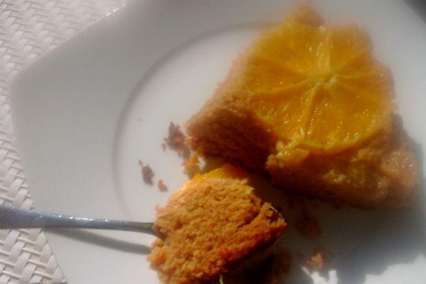 Η πορτοκαλόπιτα του πρωινού μου