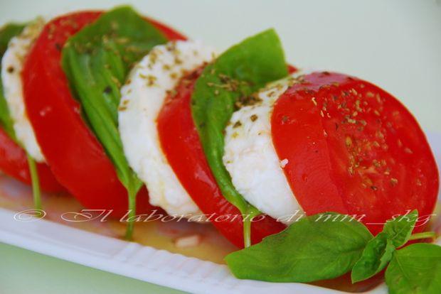 Σαλάτα καπρέζε: πιο ιταλική δεν γίνεται!
